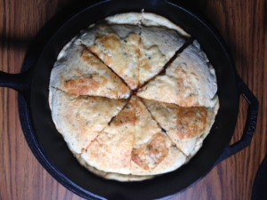 Spaghetti Stuffed Bread 2