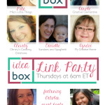 Idea Box Link Party: Week #30