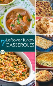 LeftoverTurkeyCasserolesPinterest