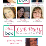Idea Box Link Party #45