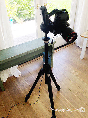 Tripod set up