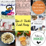 Tips & Tricks Link Party #60