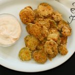 Paleo Fried Pickles