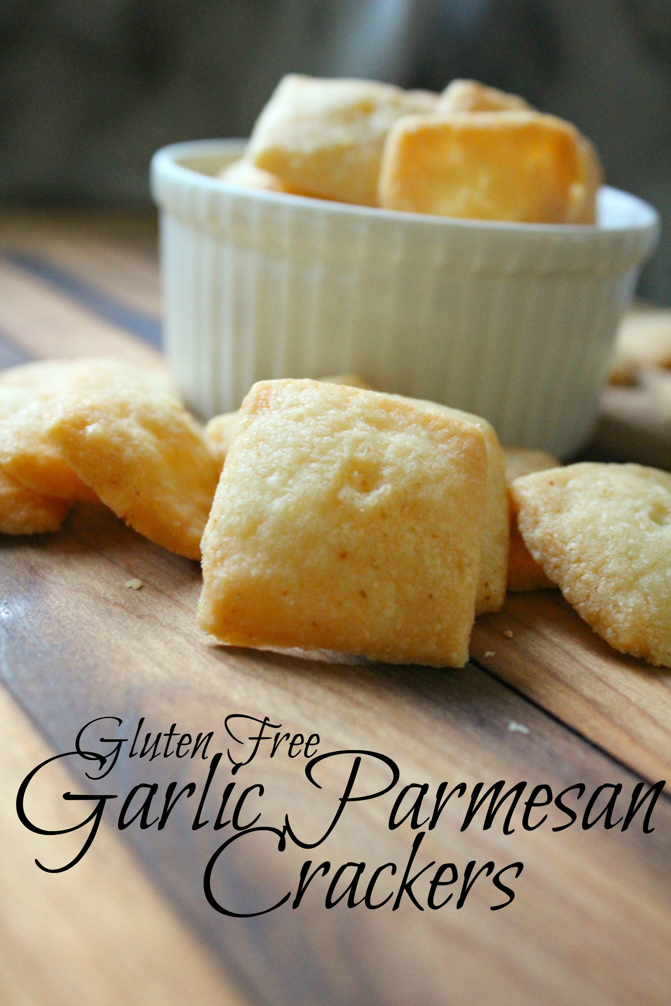 garlic parmesan crackers CV