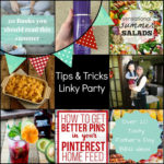 Tips and Tricks Link Party #68