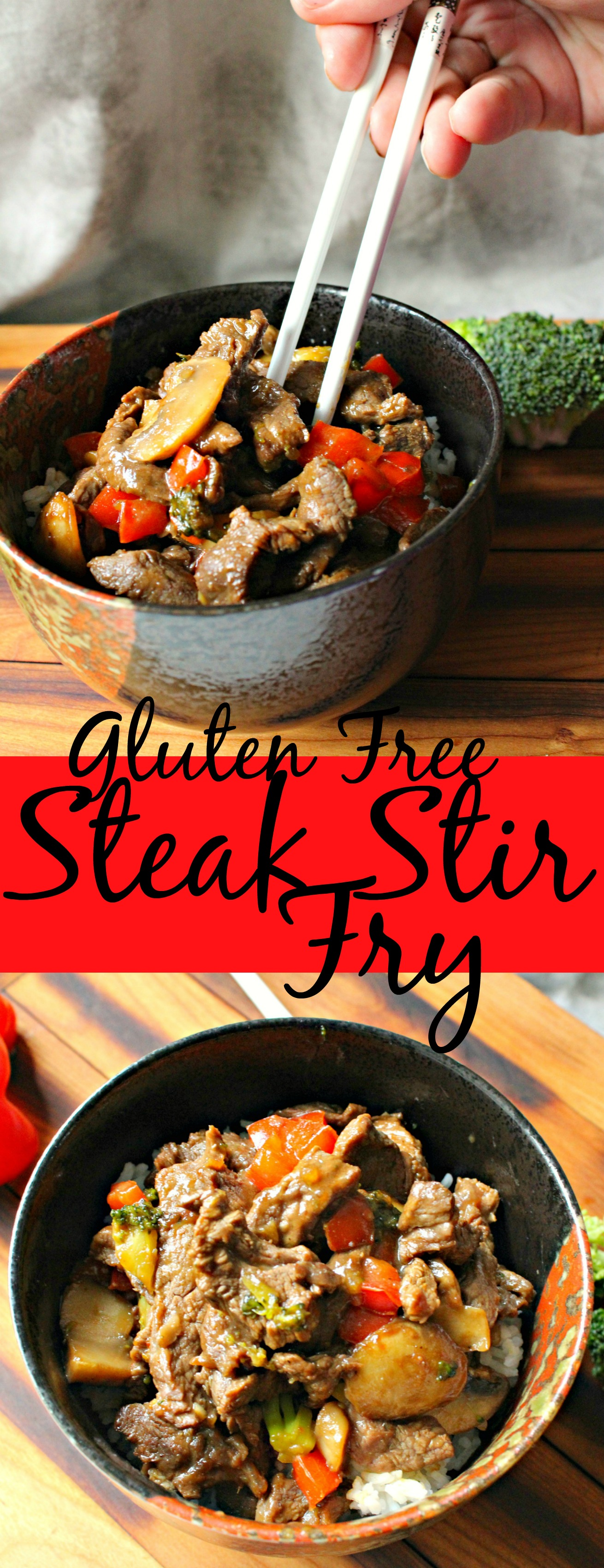 Steak Stir fry Pin