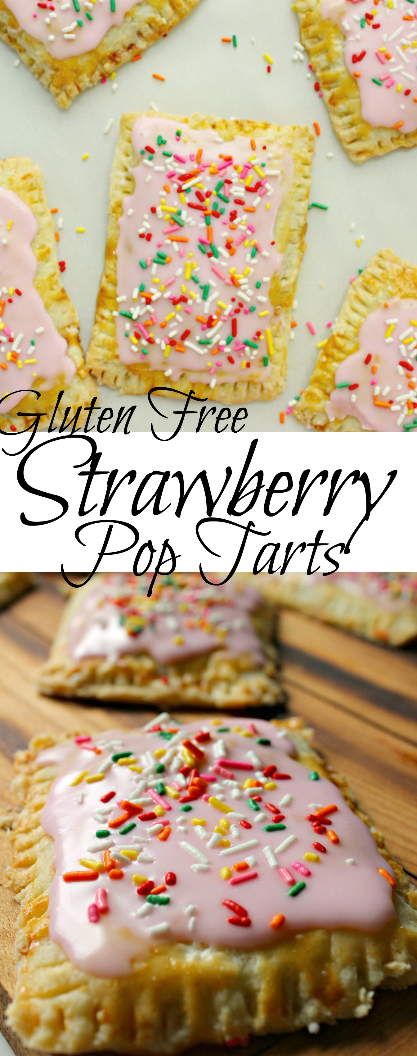 Strawberry Pop Tarts Pin