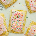 Gluten Free Strawberry Pop tarts