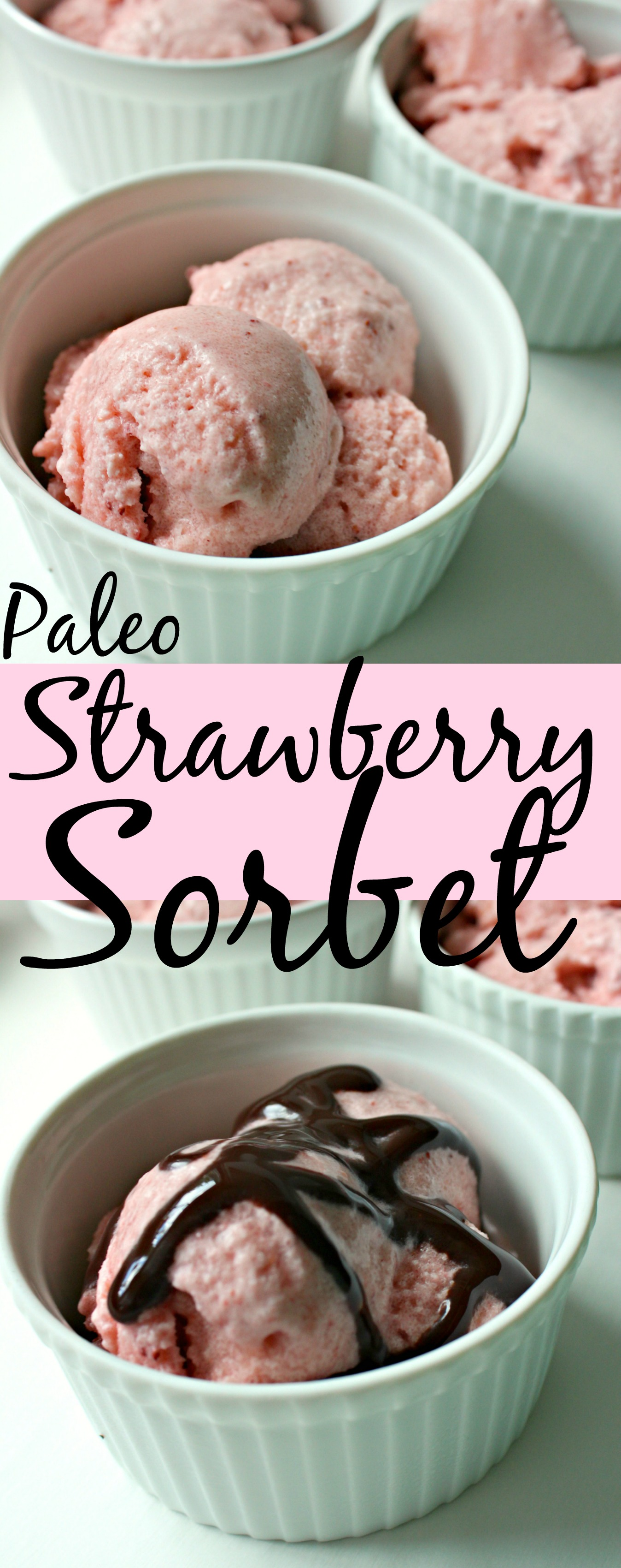 strawberry sorbet pin