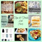 Tips & Tricks Link Party #76