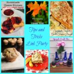 Tips & Tricks Link Party #86