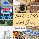 Tips & Tricks Link Party #84