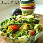 Paleo Asparagus and Avocado Salad
