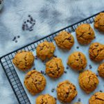 Gluten Free Chocolate Chip Pumpkin Cookies