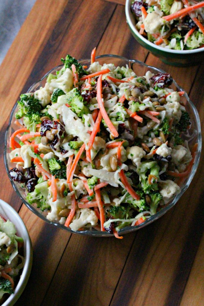 Broccoli Crunch Salad 2